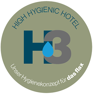 Hygiene Concept for das flax hotels